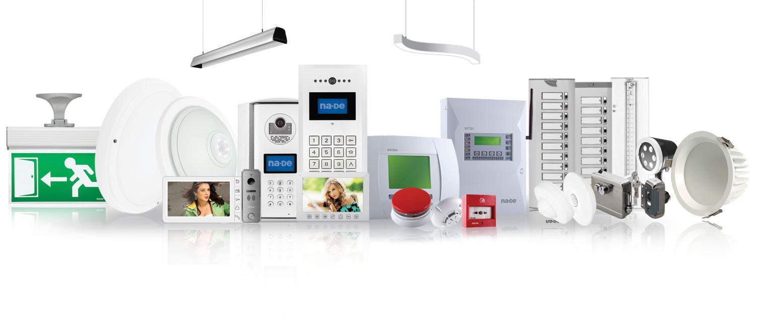 Yangın ve Hırsız Alarm Sistemleri